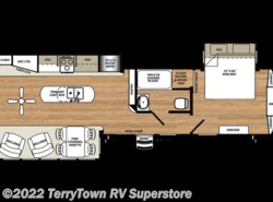 New 2017  Forest River Sandpiper Destination 393RL by Forest River from TerryTown RV Superstore in Grand Rapids, MI