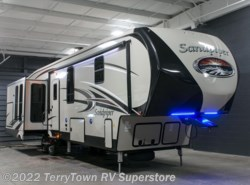 New 2017  Forest River Sandpiper 378FB by Forest River from TerryTown RV Superstore in Grand Rapids, MI