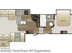 New 2017  Keystone Cougar 327RES by Keystone from TerryTown RV Superstore in Grand Rapids, MI