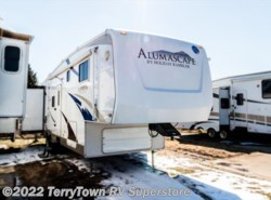 Used 2008  Holiday Rambler  Alumiscape 34BHT by Holiday Rambler from TerryTown RV Superstore in Grand Rapids, MI
