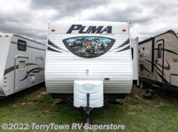 Used 2013  Palomino Puma 30DBSS by Palomino from TerryTown RV Superstore in Grand Rapids, MI