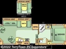 Used 2007  Jayco Jay Flight 30.5RLS by Jayco from TerryTown RV Superstore in Grand Rapids, MI