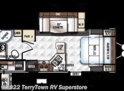 New 2018  Forest River Rockwood Mini Lite 2507S by Forest River from TerryTown RV Superstore in Grand Rapids, MI