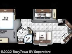 New 2018  Forest River Rockwood Ultra V 2618VS by Forest River from TerryTown RV Superstore in Grand Rapids, MI