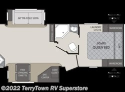 New 2018  Keystone Premier 24RKPR by Keystone from TerryTown RV Superstore in Grand Rapids, MI