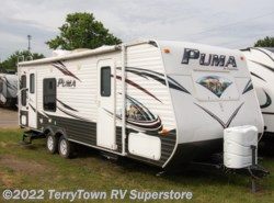 Used 2014  Palomino Puma 25RS by Palomino from TerryTown RV Superstore in Grand Rapids, MI