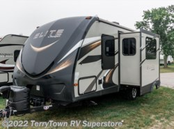 Used 2016  Keystone  Elite 23RB by Keystone from TerryTown RV Superstore in Grand Rapids, MI