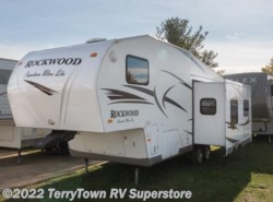 Used 2010 Forest River Rockwood 8285WS available in Grand Rapids, Michigan