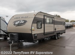 Used 2017  Forest River Grey Wolf 27RR by Forest River from TerryTown RV Superstore in Grand Rapids, MI