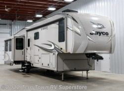 New 2018 Jayco Eagle 355MBQS available in Grand Rapids, Michigan