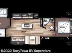 New 2018  Forest River Salem 32BHI by Forest River from TerryTown RV Superstore in Grand Rapids, MI