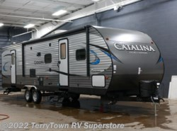 New 2018  Coachmen Catalina Legacy Edition 343TBDS by Coachmen from TerryTown RV Superstore in Grand Rapids, MI