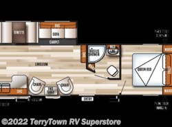New 2019  Forest River Salem 27RKSS by Forest River from TerryTown RV Superstore in Grand Rapids, MI