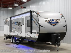 New 2019  Forest River Salem 32BHDS by Forest River from TerryTown RV Superstore in Grand Rapids, MI