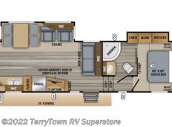 New 2019  Jayco Eagle HT 30.5MLOK by Jayco from TerryTown RV Superstore in Grand Rapids, MI