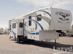 Used 2012  Heartland RV Cyclone 3950 by Heartland RV from Lazydays in Tucson, AZ