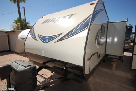 2018 Keystone Bullet 248RKS Travel Trailer w/ Rear Kitchen