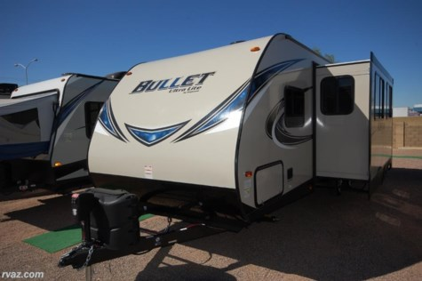 2018 Keystone Bullet 272BHSWE Double Bunk Model