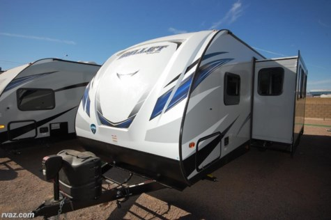 2018 Keystone Bullet 277BHSWE Trailer with Bunks