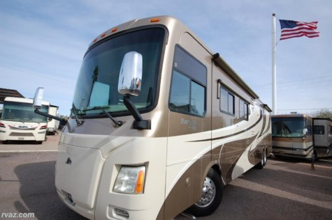 2009 Beaver Monterey Sunset Quad Slide Diesel Pusher