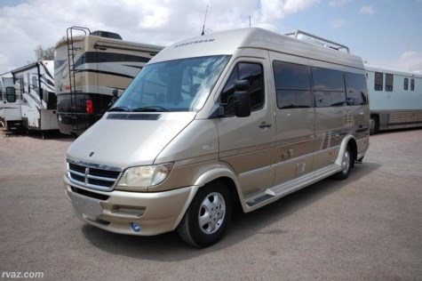 2006 Airstream International Class B