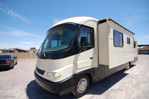 1999 Holiday Rambler Vacationer Class A motorhome