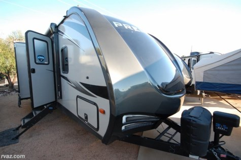 2019 Keystone Premier 24RKPR Aluminum Framed Travel Trailer