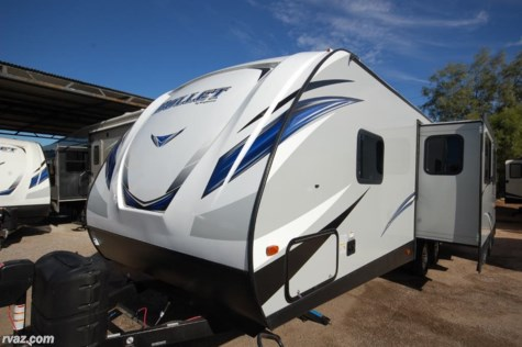 2019 Keystone Bullet 269RLS Rear Living Travel Trailer