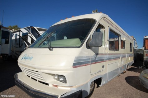 1988 National RV Dolphin 31' Class A Motorhome