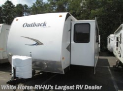 Used 2009 Keystone Outback 286FK Front Kitchen Slide-out available in Egg Harbor City, New Jersey