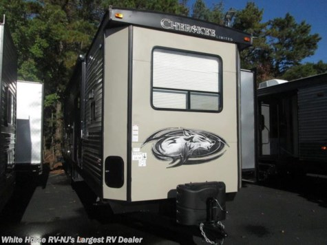 2017 Forest River Cherokee 39FK Front Kitchen Double Slide King Bed
