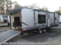 New 2017  Coachmen Catalina Catalina Trail Blazer 26TH Front Queen Rear Ramp by Coachmen from White Horse RV Center in Egg Harbor City, NJ
