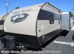 New 2017  Forest River Grey Wolf 29TE 2-BdRM U-Dinette/Sofa Slide & 4 Bunks by Forest River from White Horse RV Center in Egg Harbor City, NJ