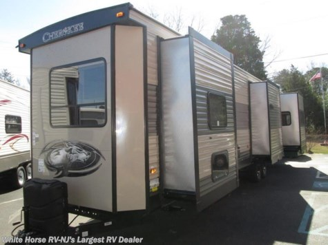 2018 Forest River Cherokee 39BF Rear Lounge with Five Slides