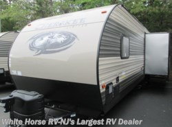 New 2017  Forest River Cherokee 274RK Rear Kitchen Slide-out by Forest River from White Horse RV Center in Egg Harbor City, NJ
