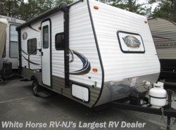 Used 2016  Coachmen Viking 17FQ Front Walk-Around Queen, Rear Bath by Coachmen from White Horse RV Center in Egg Harbor City, NJ