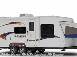 Used 2011  Forest River Surveyor Sport SP-192T with 2 Queen Drop Down Beds by Forest River from White Horse RV Center in Egg Harbor City, NJ