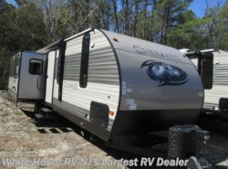 New 2017  Forest River Cherokee 304R Rear Lounge Island Kitchen Double Slide by Forest River from White Horse RV Center in Egg Harbor City, NJ
