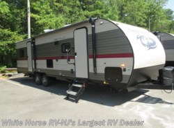 New 2018  Forest River Grey Wolf 27RR Slide-out Enclosed Rear Garage w/Ramp Door by Forest River from White Horse RV Center in Egg Harbor City, NJ
