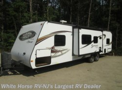 Used 2012  Forest River Surveyor Sport SP-295 2-BdRM Slide-out Bunks & Exterior Kitchen