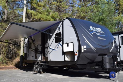 2018 Coachmen Apex Ultralite 250RLS Rear Living Room U-Dinette Slide