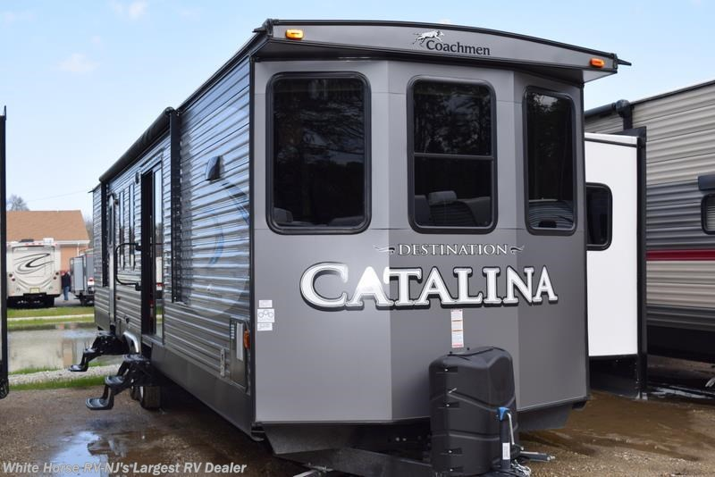2018 Coachmen Catalina Destination 39FKTS