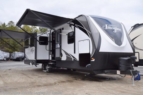 2018 Grand Design Imagine 2970RL SPACIOUS REAR LIVING WITH DOUBLE SLIDE