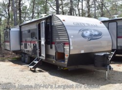 New 2018  Forest River Grey Wolf 26DJSE by Forest River from White Horse RV Center in Egg Harbor City, NJ
