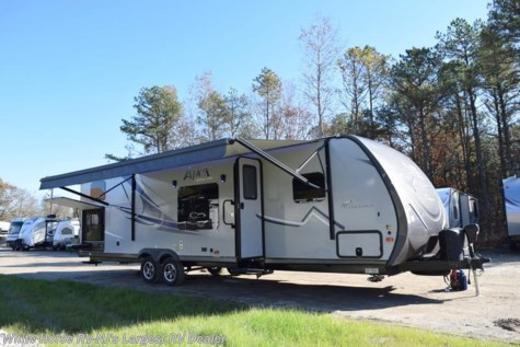 2018 Coachmen Apex Ultralite 300BHS 2-BdRM Double Slide CoA Cube/Bunk