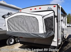 Used 2013  Jayco Jay Feather Ultra Lite X17A by Jayco from White Horse RV Center in Egg Harbor City, NJ