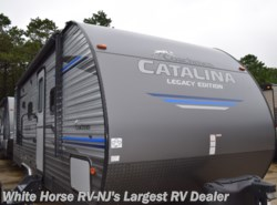 New 2019 Coachmen Catalina Legacy Edition 243RBS available in Egg Harbor City, New Jersey