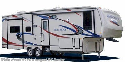 2011 Forest River Blue Ridge 3025RL
