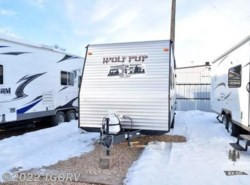 Used 2015  Forest River Wolf Pup 22BP by Forest River from The Great Outdoors RV in Evans, CO