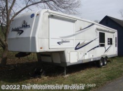 Used 2003  Holiday Rambler Presidential 36SIT by Holiday Rambler from The Motorhome Brokers in Salisbury, MD